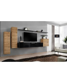 Shift 1 - modern entertainment center