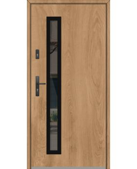 Fargo GD01B - contemporary exterior door