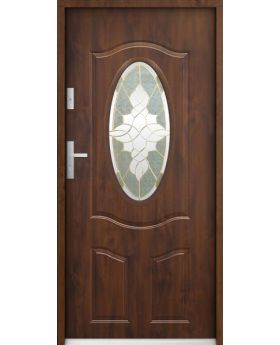Sta Lupus - classic door with glass