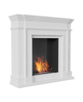 Louisiana - propane gas fireplace