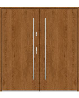 Fargo 1 double - double entrance doors  / french doors