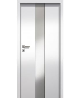 Plano EST - white solid interior door