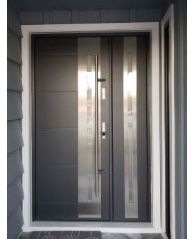 Fargo 26DB - double entrance door