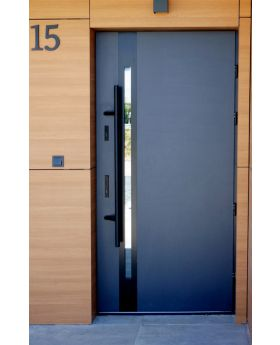 Fargo 25A - front single door