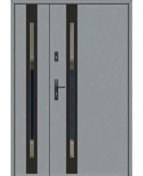 Fargo 25 A DB - composite front door with one side panel