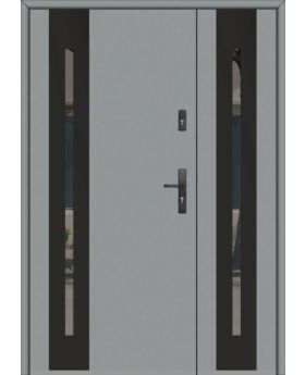 Fargo 26B DB - front door with side panels