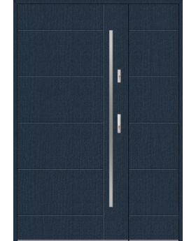 Fargo 26D DB - front door with side panels