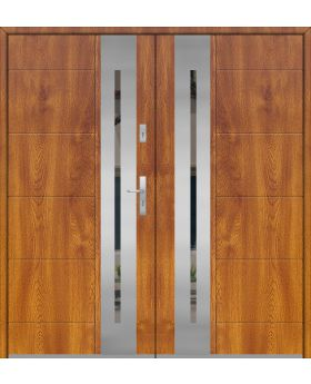 Fargo 26H double - double front doors / french doors