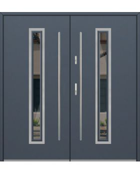 Fargo 29 double - double front doors / french doors