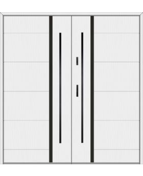 Fargo 41 double - double front doors / french doors