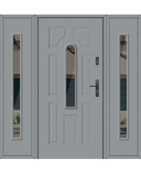 Fargo 5 T - front doors with two side panels