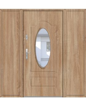 Fargo 8 T - front doors with two side panels