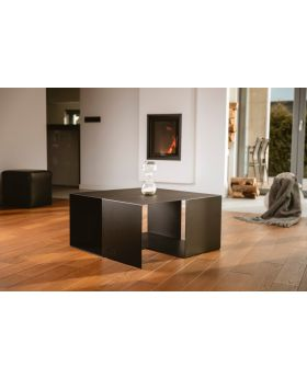 ZAFF 105 - black living room coffee table