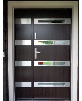Sta Copernicus Uno - home entry door for sale with side panel