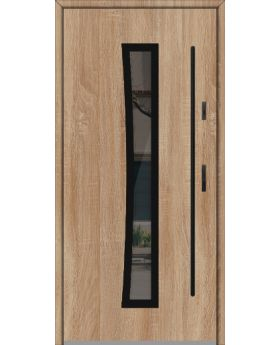 Fargo GD02A - external front door