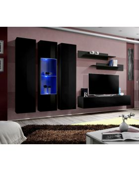 Idea c4 - modern tv console for 75 inch tv