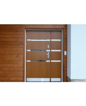 Mszczucal -  solid wood front door