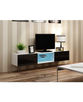 Seattle 42 - white tv console table