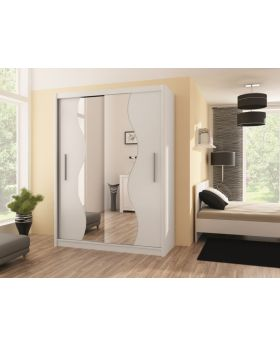 Telford V 150 - wardrobe with mirror