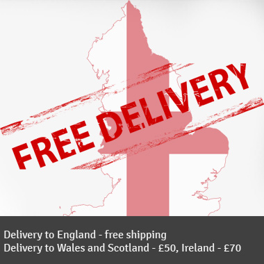 Free delivery to UK